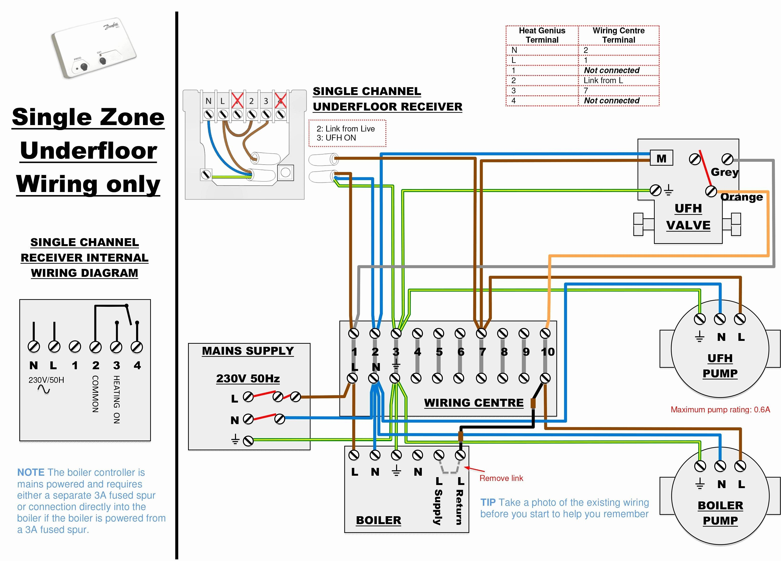 Electric Boiler Control Wiring Diagram