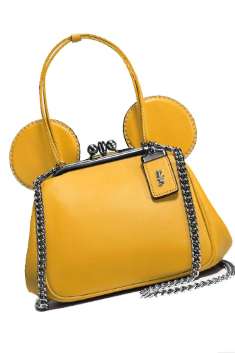 50a3f1605600 Disney x Coach Mickey Mouse collection is here!