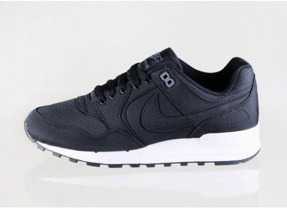 Nike Air Pegasus '89 TXT Black Black White | Footshop