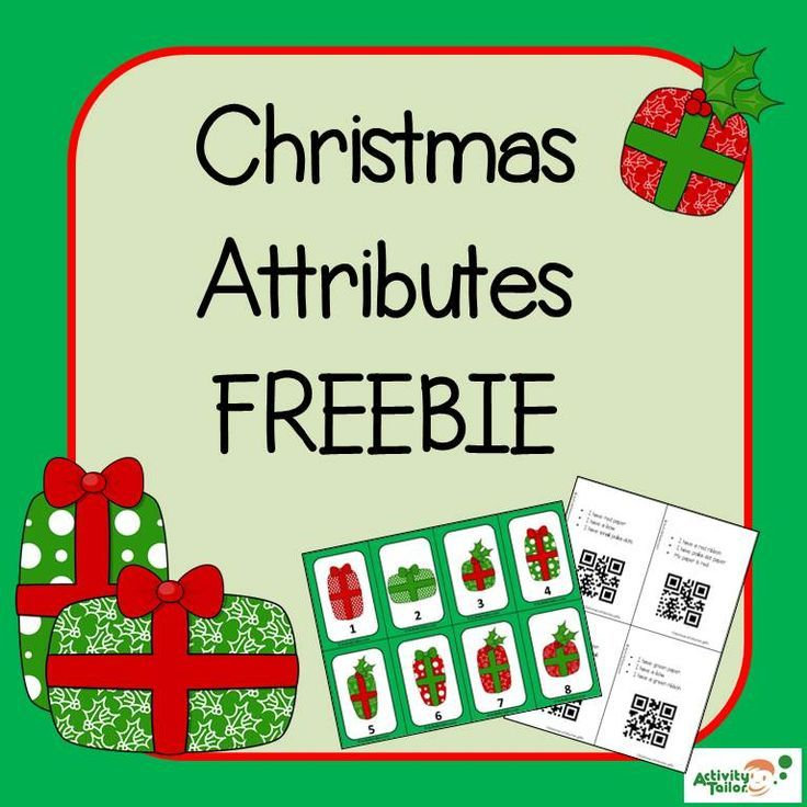 A sleighful of gifts of gab activity tailor christmas
