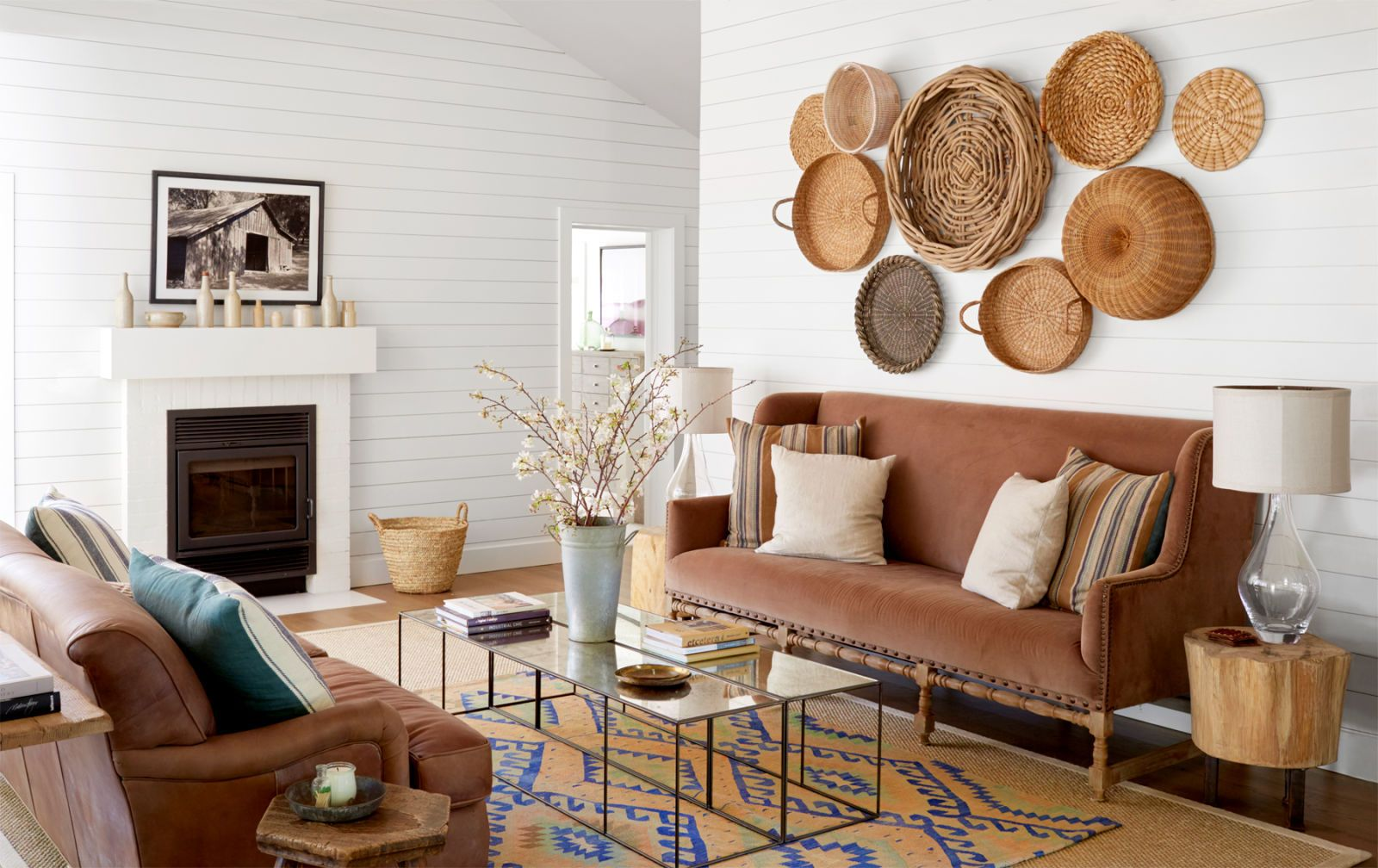 inside a stunning california wine country cottage bungalows and rh pinterest com