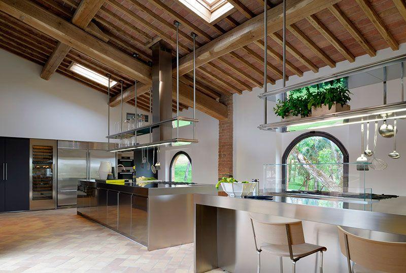 Cucina modello Convivium by #ARCLINEA. Con Arclinea la cucina è un ...