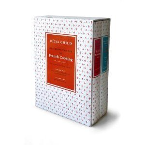 Mastering the Art of French Cooking (2 Volume Set) [Box set] [Hardcover]  Julia Child (Author), Louisette Bertholle (Author), Simone Beck (Author)  4.9 out of 5 stars  See all reviews (209 customer reviews)  List Price: $89.95  Price: $50.12