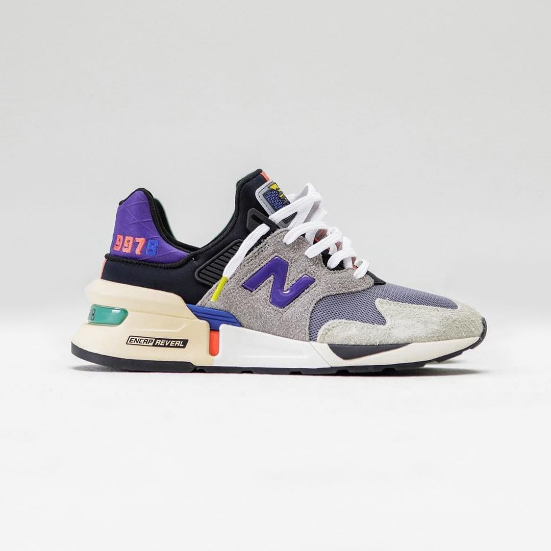 """Poderoso Afectar tinta  Sneaker Freaker on Instagram: """"@bodega just revealed an upcoming New Balance  997S collaboration. Ya dig? Peep more info in our link … 