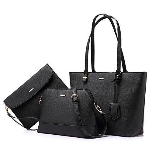 2acb6d82f4d1 Handbags for Women Tote Bag Shoulder Bags Fashion Satchel Top Handle ...