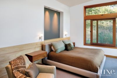 Nature Colored Bedroom | Bedrooms | LUXE Source