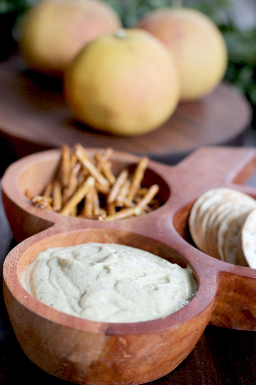 recipe: hummus mixed with greek yogurt [34]