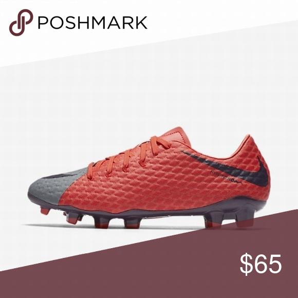 87656c82a Nike Hypervenom Phelon III FG Soccer Cleats Sz 6.5 Nike Women's Cleats  Hypervenom Phelon III FG Soccer 881542-058 Size 6.5 New without box Nike  Shoes