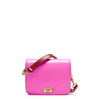 Little Edie Purse in Two-Tone