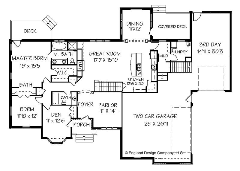 Pleasing 17 Best Images About House Plans On Pinterest Ranch House Plans Largest Home Design Picture Inspirations Pitcheantrous