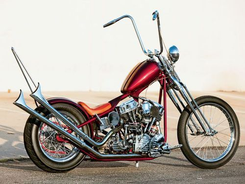 1957 Panhead chopper | Chopper Inspiration - Choppers and Custom Motorcycles November 2014