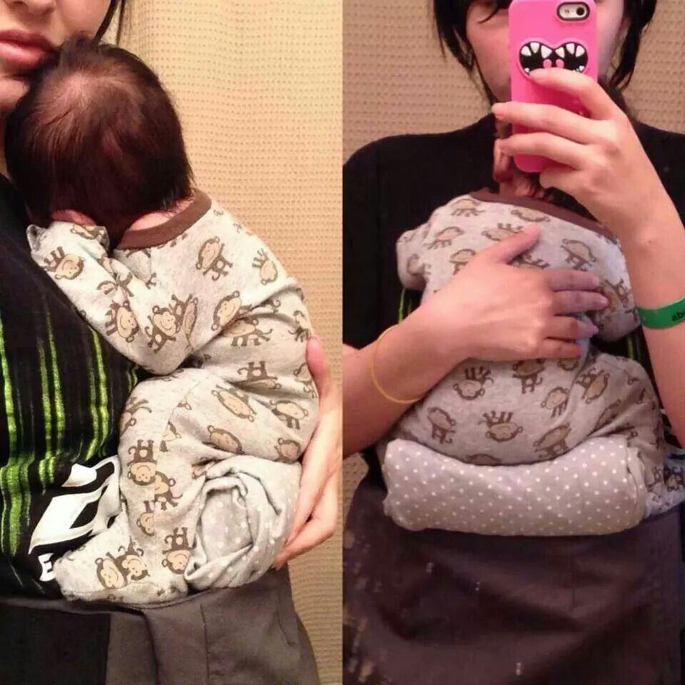 Using A Blanket In A Tula Instead Of The Infant Insert