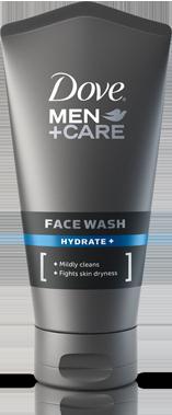 Dove Men Care Hydrate Face Wash Mens Skin Care Dove Men Face Wash