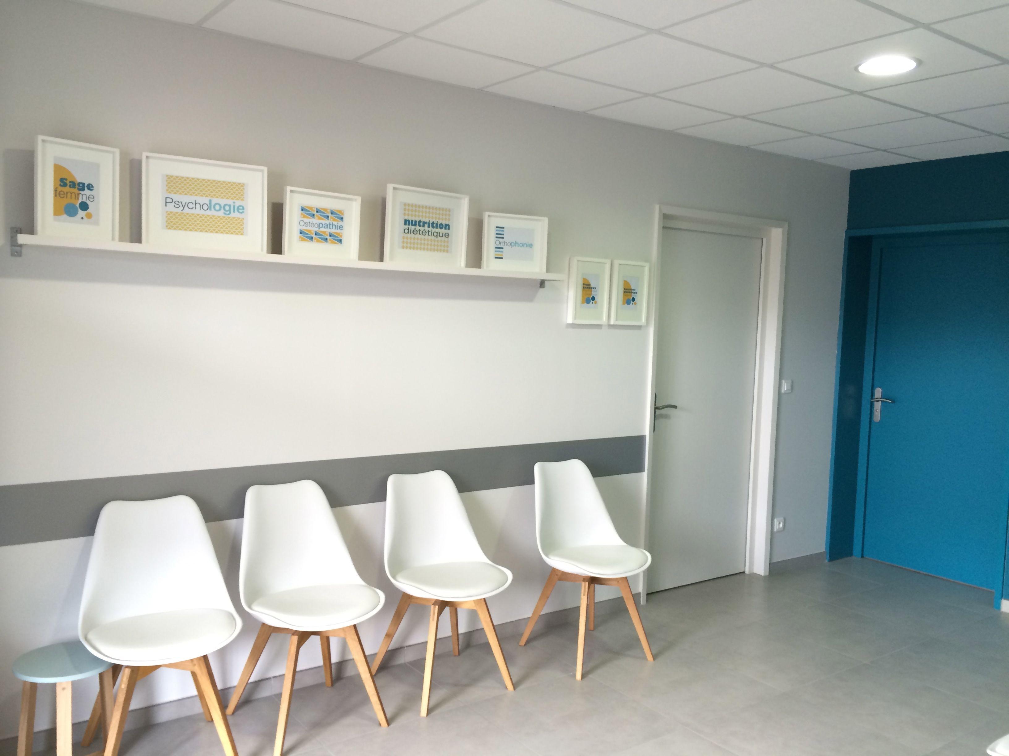 Chaises Salle D Attente Cabinet Medical Épinglé sur office