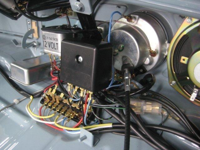 '67 Beetle Wiring Basics - Jeremy Goodspeed | Vw beetles ...