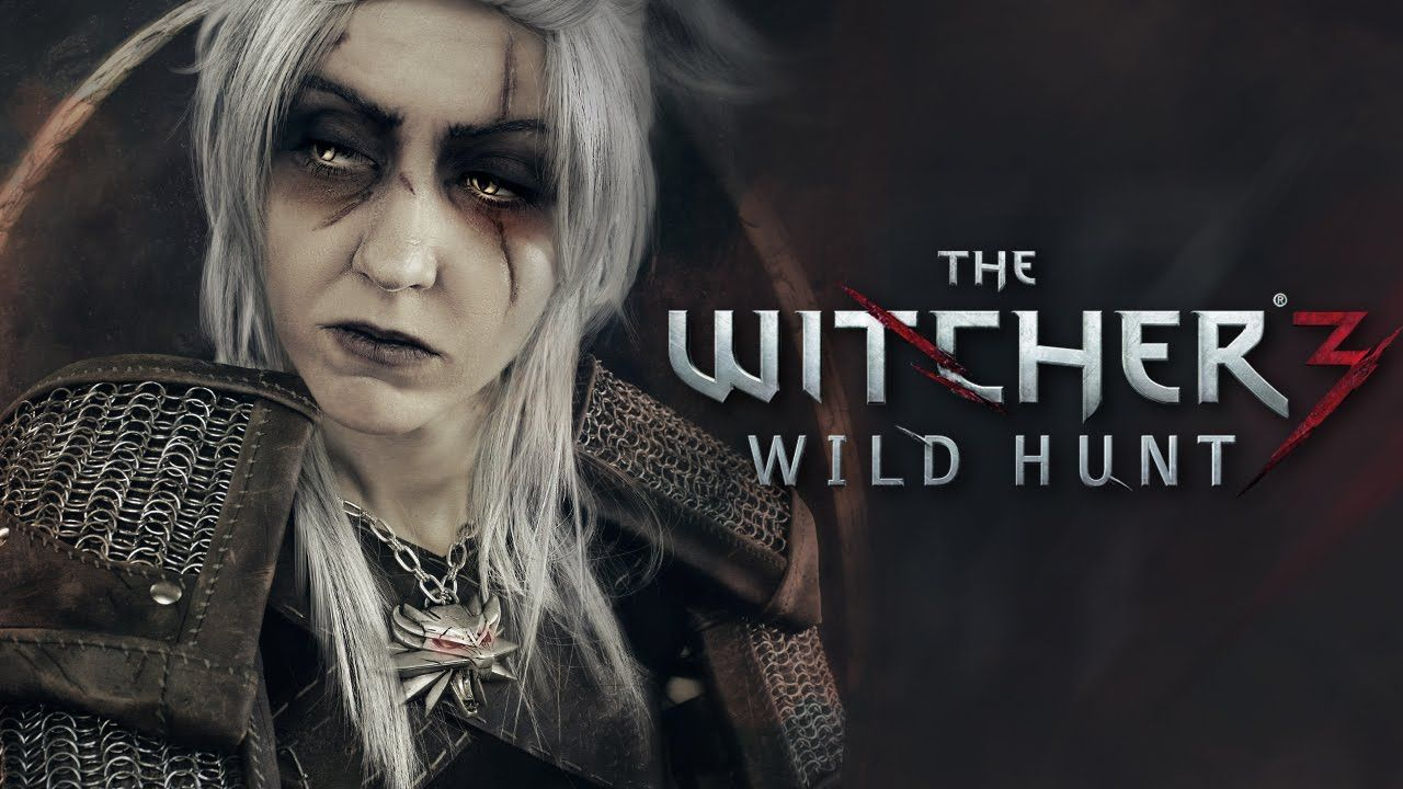 Geralt Of Rivia The Witcher 3 Inspired Cosplay Makeup Fx