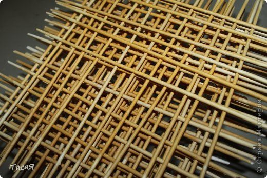 Поделка изделие Плетение Меланж  Вариации на тему  Трубочки бумажные фото 2