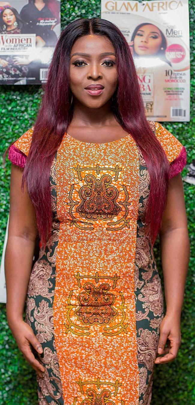 Yvonne okoro african wear style african fashion ankara kitenge