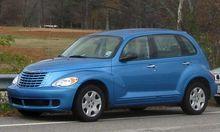 Chrysler PT Cruiser - Wikipedia, the free encyclopedia