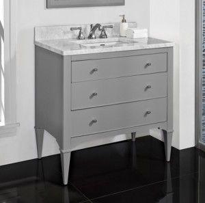 charlottesville 36 vanity light gray fairmont designs rh za pinterest com