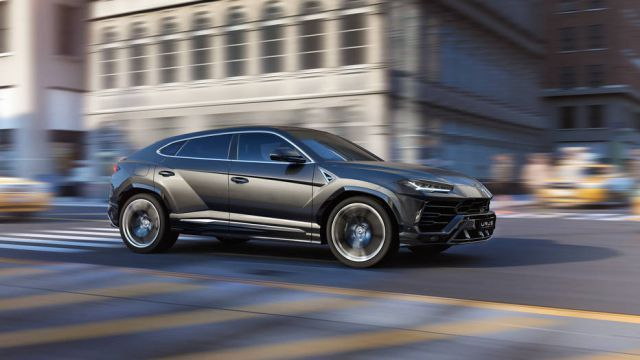 the all new 2019 lamborghini urus is slowly approaching its release rh pinterest com