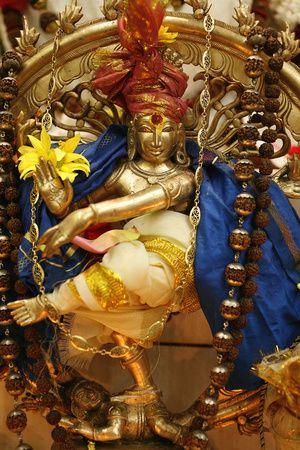 Dancing Shiva Nataraj Statue