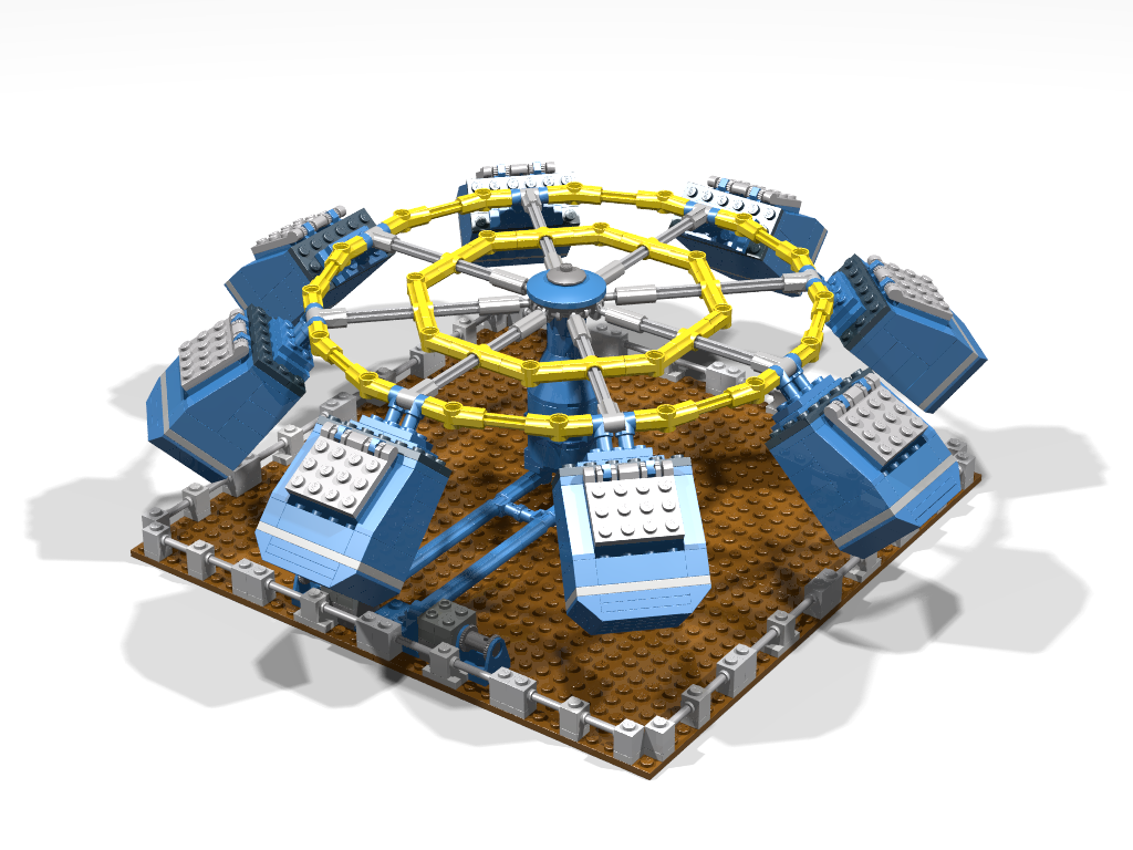 Rct In Legos Lego Design Lego