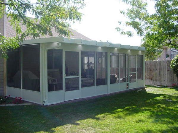 Enclosed Screened Patio Rooms @ Patio Covers Unlimited