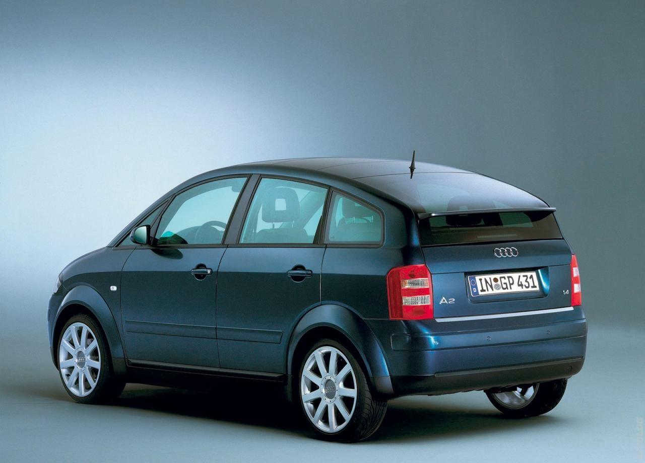 Kelebihan Kekurangan Audi A2 2002 Review