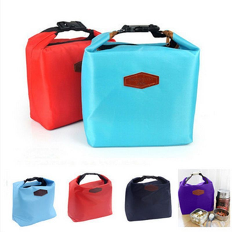 Daily Necessaries Picnic Pouch Insulation Bag Insulated Bags Lunch Bag