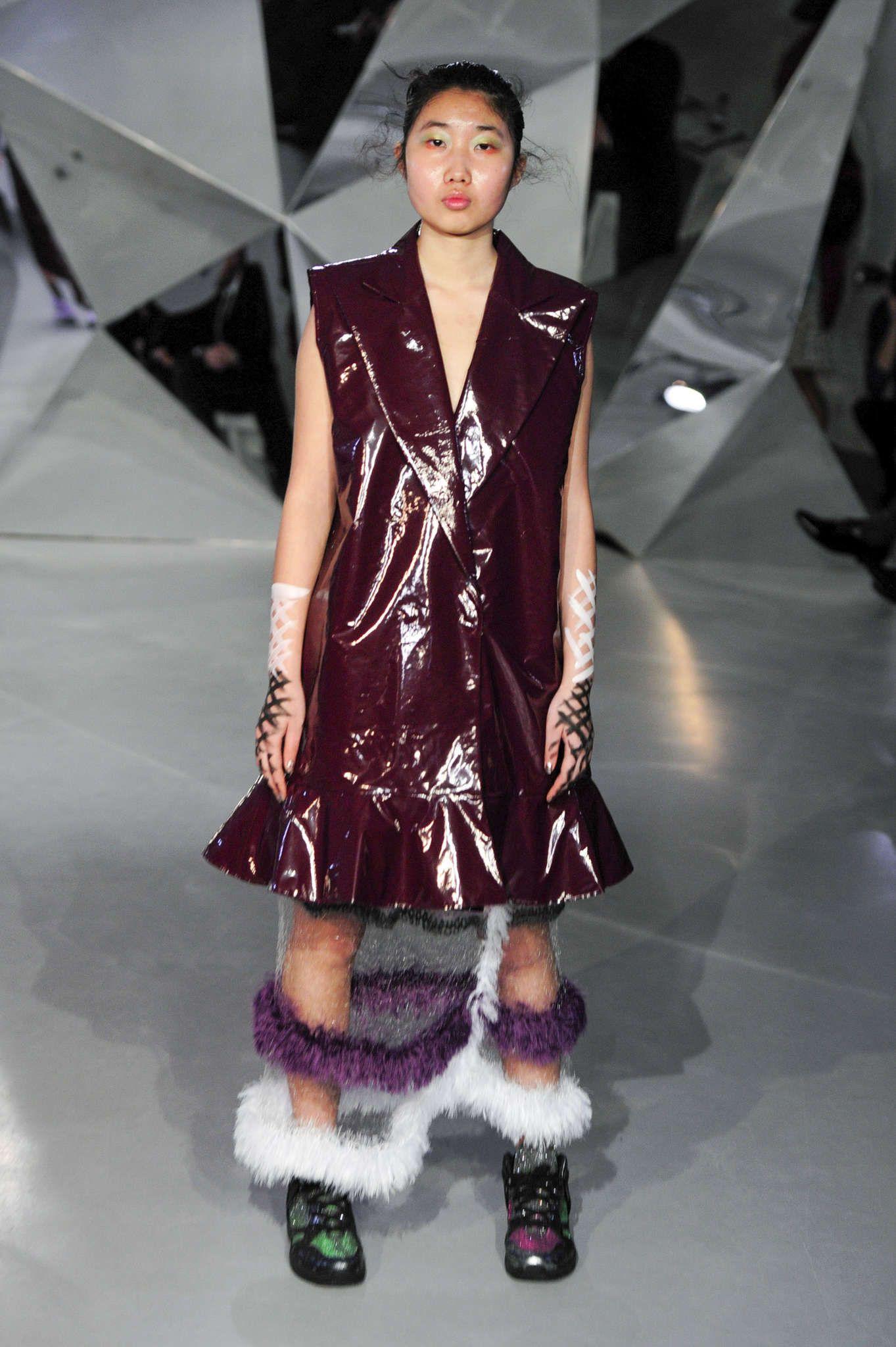 Yana Chervinska Fall-Winter 2016, Womenswear - Catwalks (#24541)