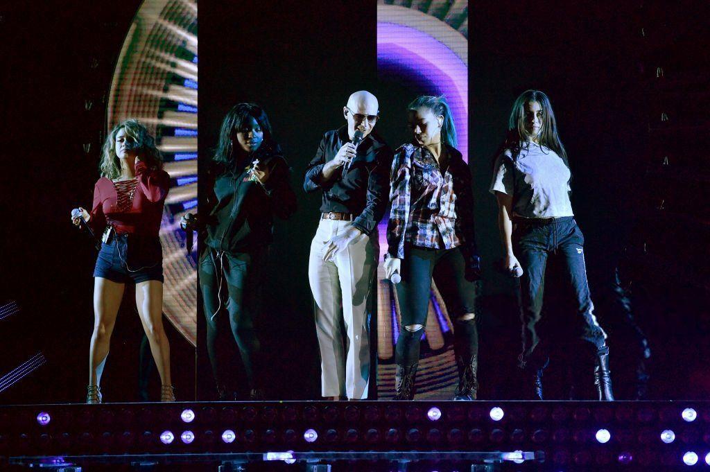 5HonTour on Fifth harmony, Ally brooke, Camila cabello