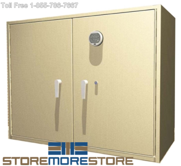 Pharmacy Cabinet For Secure Narcotics Storage