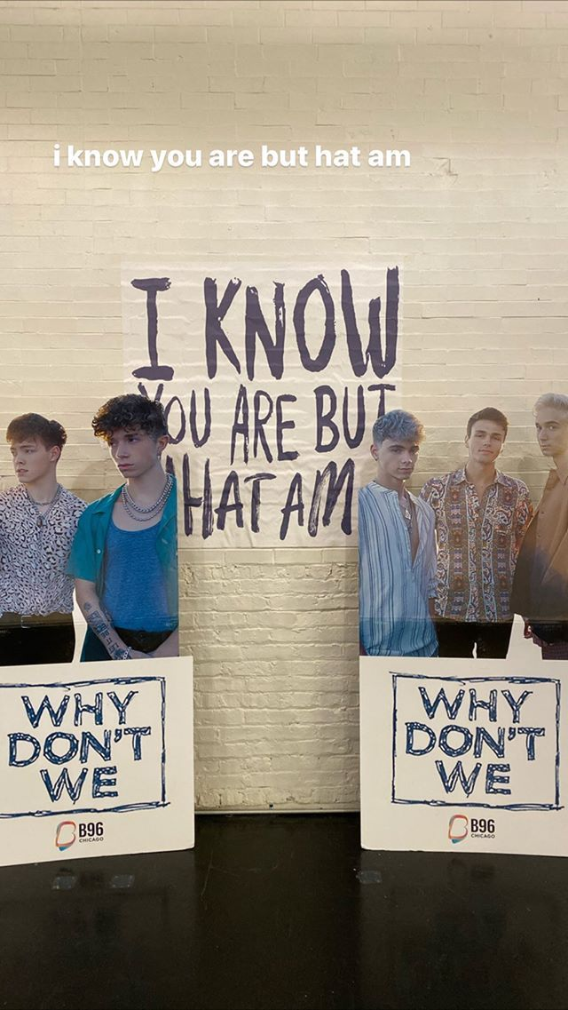 Image by raylynn on Why Don't We ️ Funny vid, Why dont