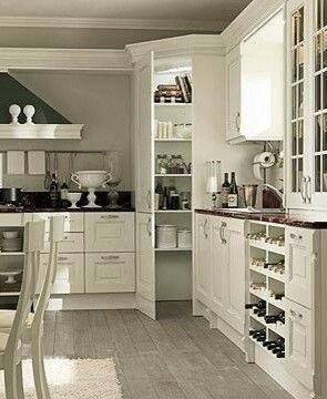 image result for u shaped kitchen with corner pantry kitchen rh pinterest com
