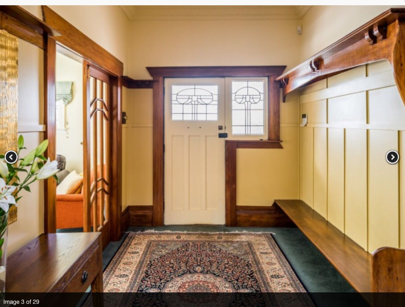 love the double interior doors arts crafts mission craftsman rh pinterest com