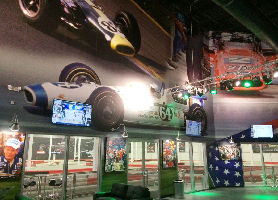 Indoor Kart Racing Indoor go kart racing, Kart racing