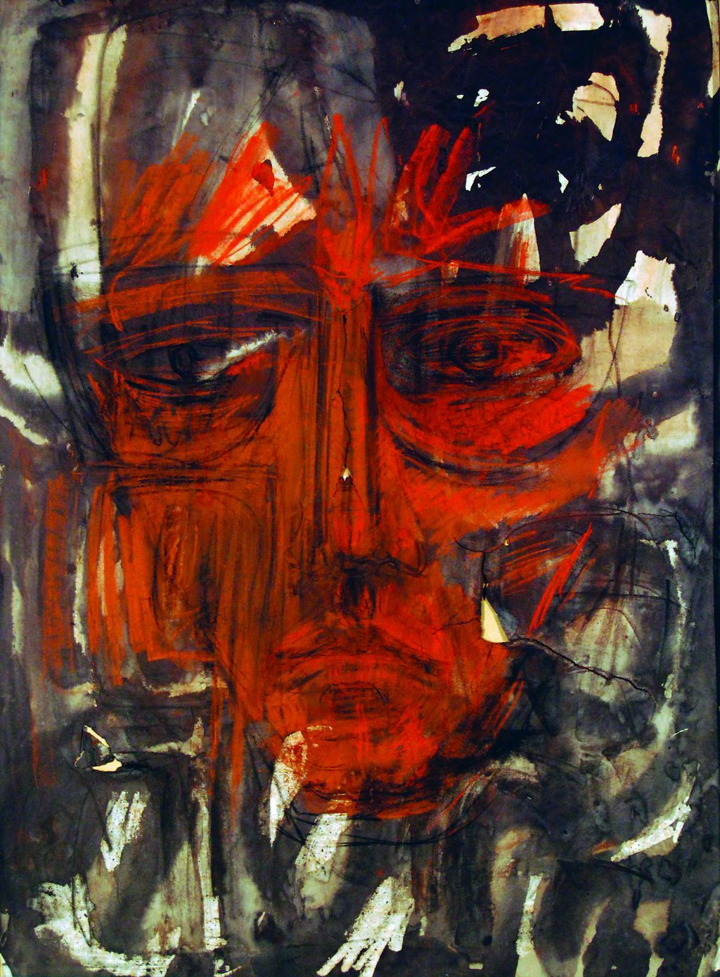 painting by Stuart Sutcliffe (Original bassist of the ...