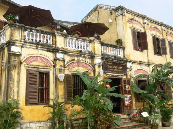 Hoi An French Colonial Style House House Pinterest French