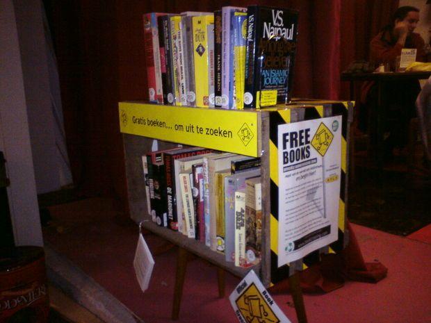 Dutch BookCrossing zone