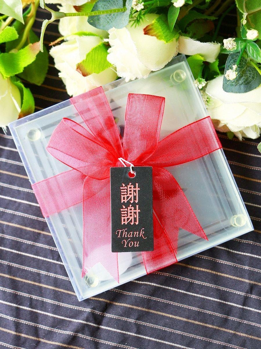 Bd038 2件喜字杯墊婚禮回禮伴手禮   Taobao Wedding Favors   Pinterest ...