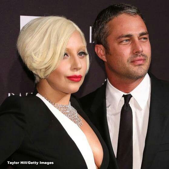 Lady  Gaga  --- engaged