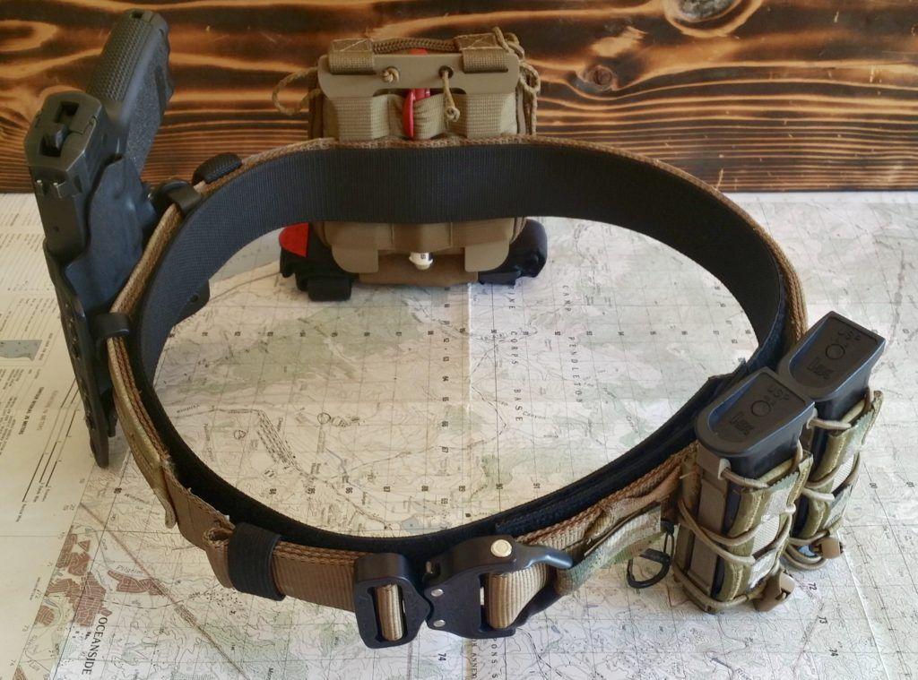 Ronin Tactics Warrior's Belt | Guns | Tactical belt ...