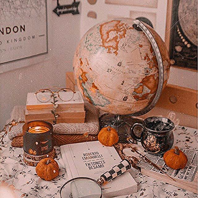 Photo of Image about girl in Autumn 🍁🍂🎃 by 🦋 on We Heart It