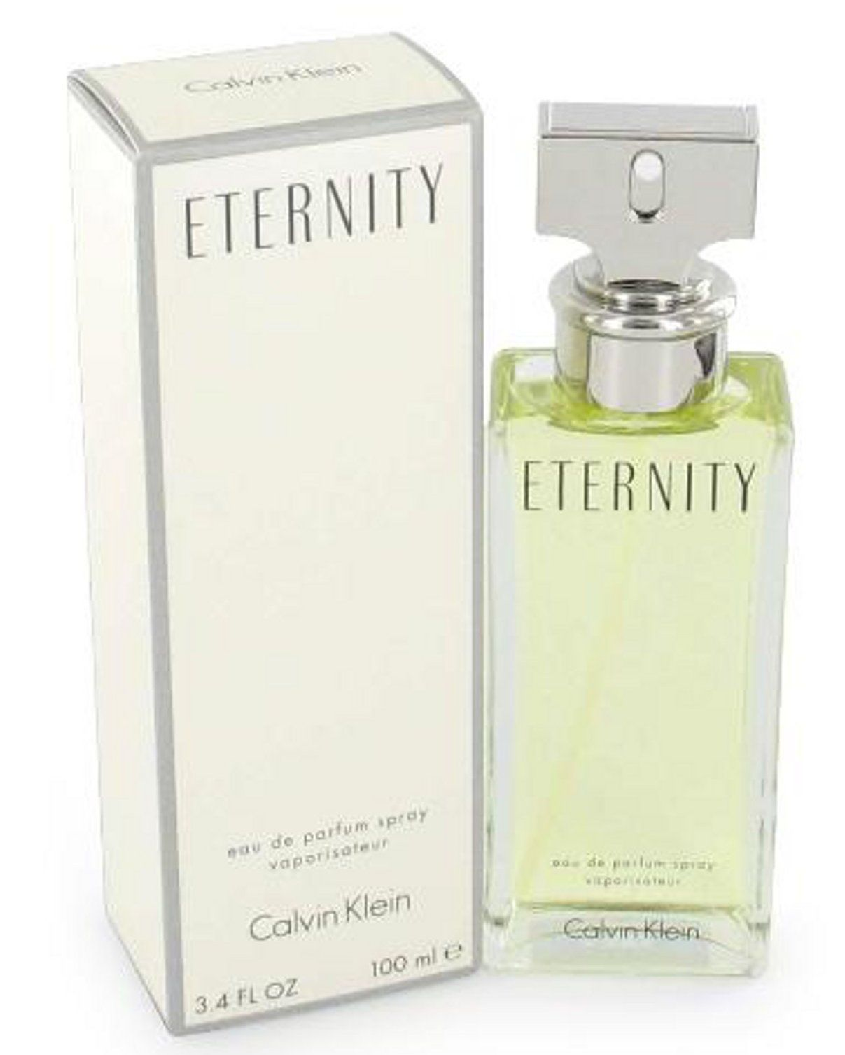 Eternity Perfume By Calvin Klein 34 Oz Edp For Women New Box Sealed