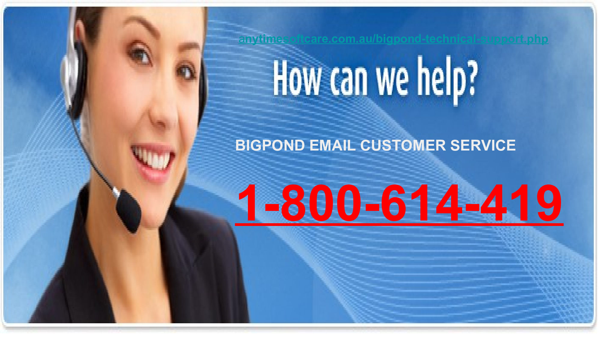 Bigpond Email Customer Service Experts Deal With Email