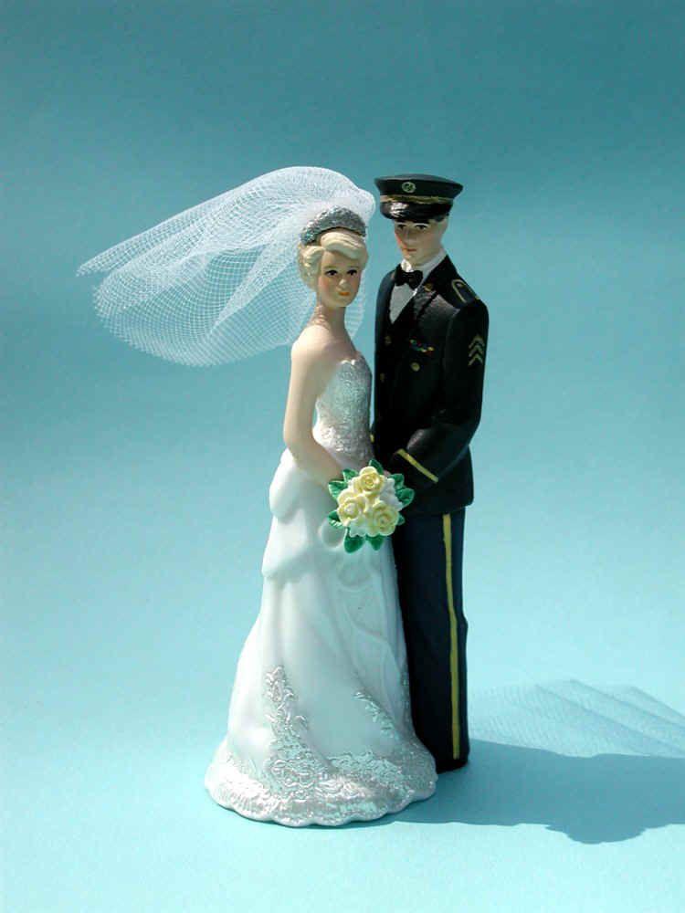 Military Cake Topper Wedding Cakesarmy