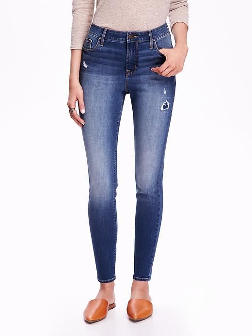 be78d6c9327b6 High-Rise Rockstar Skinny Jeans for Women | Want in my closet ...