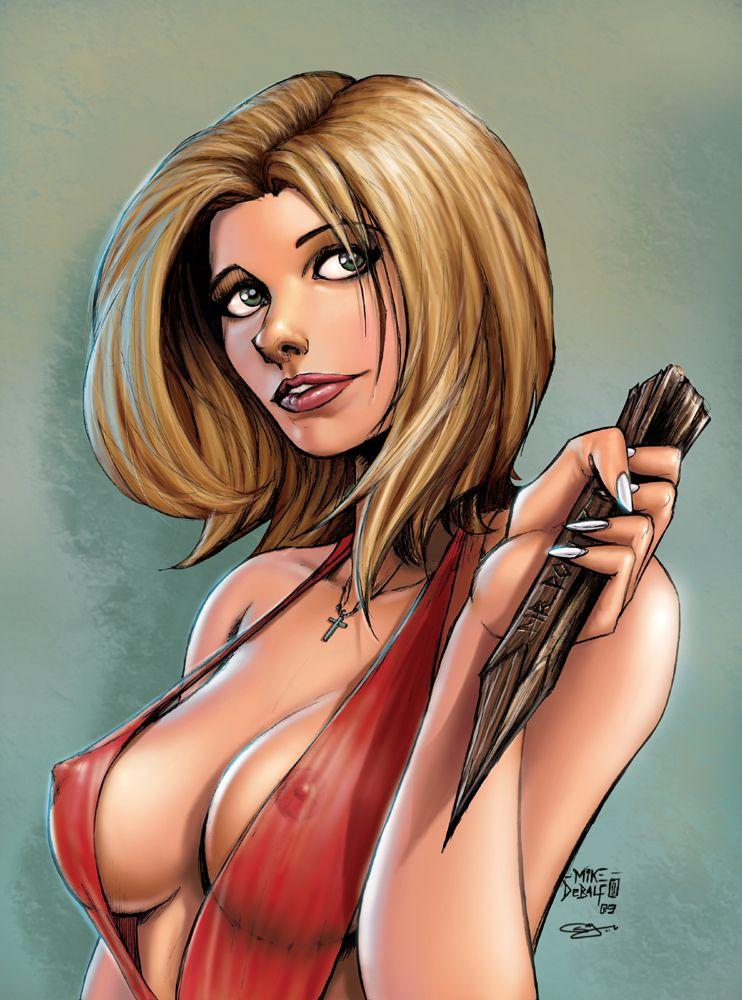 Buffy erotic fan art images 538