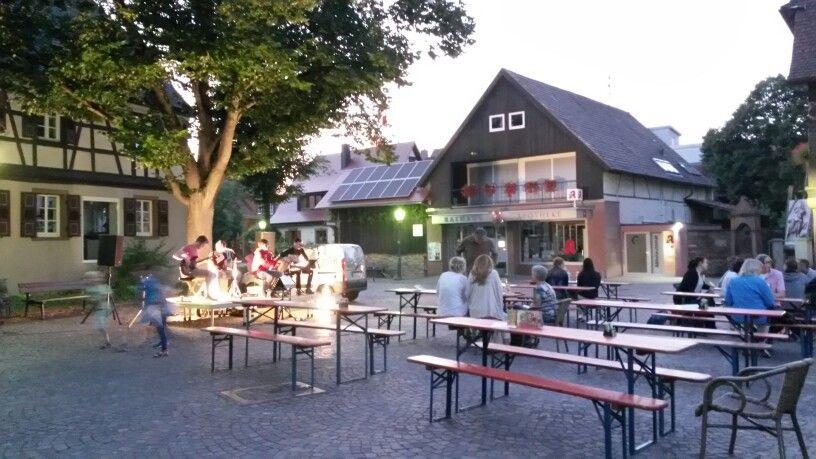 Karlsruhe Biergarten